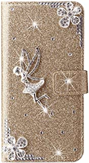 Flip Case for iPhone 7, Leather Cover Business Gifts Wallet with extra Waterproof Underwater Case
