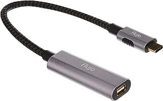 Flujo X-32 USB C to Mini Display Port Adapter, Grey