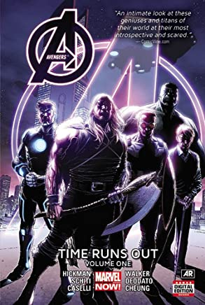 Avengers Time Runs Out 1
