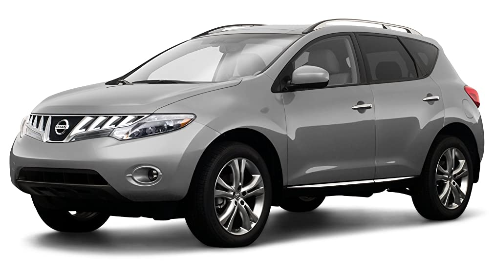 Amazon.com: 2009 Nissan Murano Reviews, Images, and Specs: Vehicles