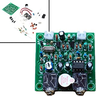 Qianson HAM Radio 40M CW Shortwave Transmitter Receiver Version 4.1 7.023-7.026MHz QRP Pixie Kits DIY with Buzzer Transceiver