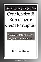 Cancioneiro E Romanceiro Geral Portuguez