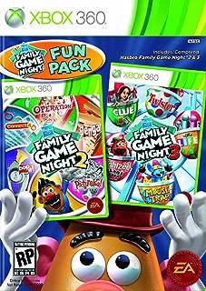 Hasbro Family Game Night Fun Pack - Xbox 360