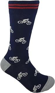 Send It! Mountain Bike Dress Socks. Great Gift for Mountain Biker