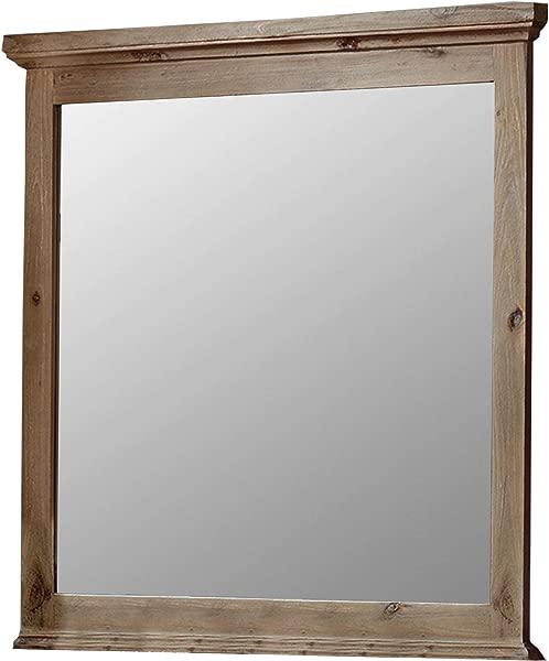 Hillsdale Furniture 7104 721 Oxford Mirror Cocoa
