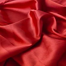 Satintyg Silke Tyg DIY Sömnad Klädtillverkning Hantverk Bröllopsklänning Dekoration Pyjamas Skjorta Material Silkesdansklä...