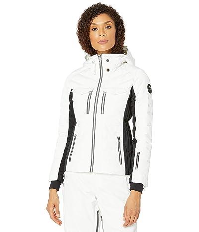Obermeyer Devon Down Jacket (White) Women