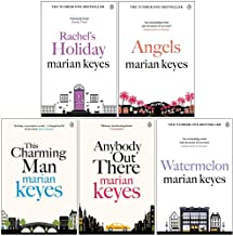 Marian Keyes 5 Books Collection Set (Rachel's Holiday, Angels, This Charming Man, Anybody Out There, Watermelon)