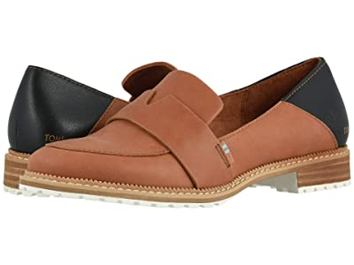 TOMS Mallory (Hazel Leather) Women