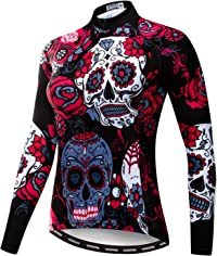 Maillot cycliste manches longues femme 1