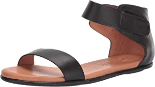 Gentle Souls by Kenneth Cole Break Even Flat Sandal Ankle Strap womens Flat Sandal