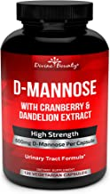 does d mannose work for yeast infections