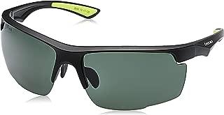 Polarized Sport Men's Sunglasses - (NBP385GR3P|72|Green Color Lens)