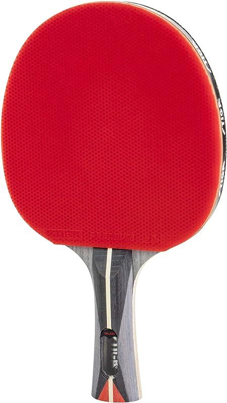 STIGA Raquete de tênis de mesa Talon, vermelha
