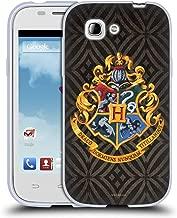 Official Harry Potter Hogwarts Crest Prisoner of Azkaban I Soft Gel Case Compatible for ZTE Blade C2 Plus