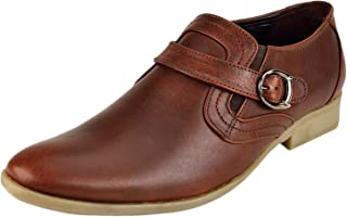 CHAMOIS Men's Genuine Leather Formal Shoes