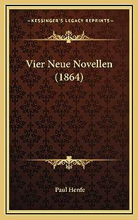 Vier Neue Novellen (1864)
