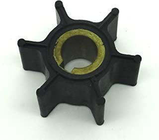 Boat Engine Water Pump Impeller 389576 0389576 18-3091 for Johnson Evinrude OMC BRP 4HP 4.5HP 5HP 6HP 8HP 2-Stroke Outboard Motor