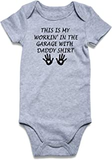 Baby Boys Girls Romper Bodysuit Infant Funny Jumpsuit Outfit 0-18M