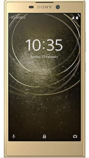 Sony Xperia L2 Unlocked Phone - 5.5Inch Screen - 3GB RAM + 32GB ROM - Gold