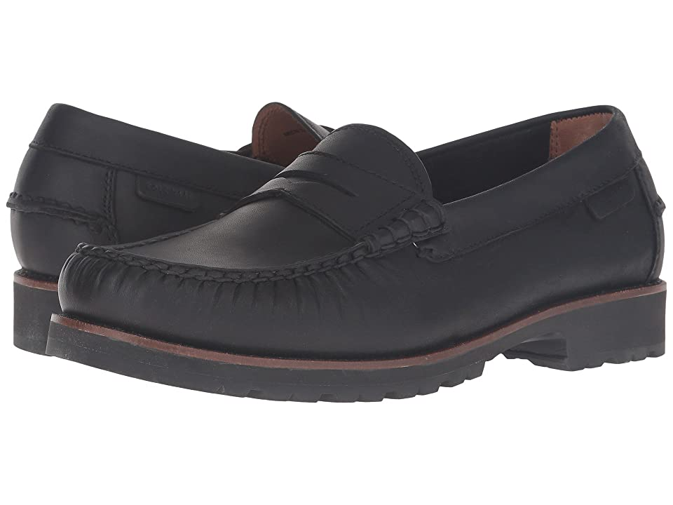Cole Haan Connery Penny (Black) Men