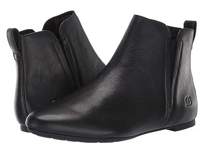Born Remo (Black Full Grain Leather) Women