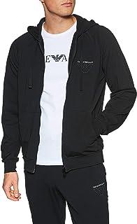 Emporio Armani Long Sleeve Hooded Pullover Hoody