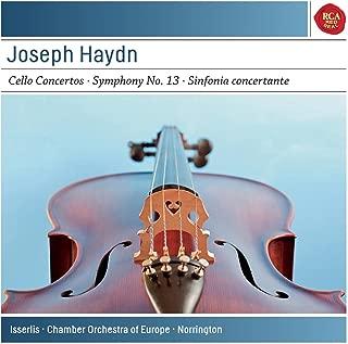 Sinfonia Concertante In B-Flat/B-Dur/Si Bémol Majeur For Violin, Cello, Oboe, Bassoon: Allegro Con Spirito