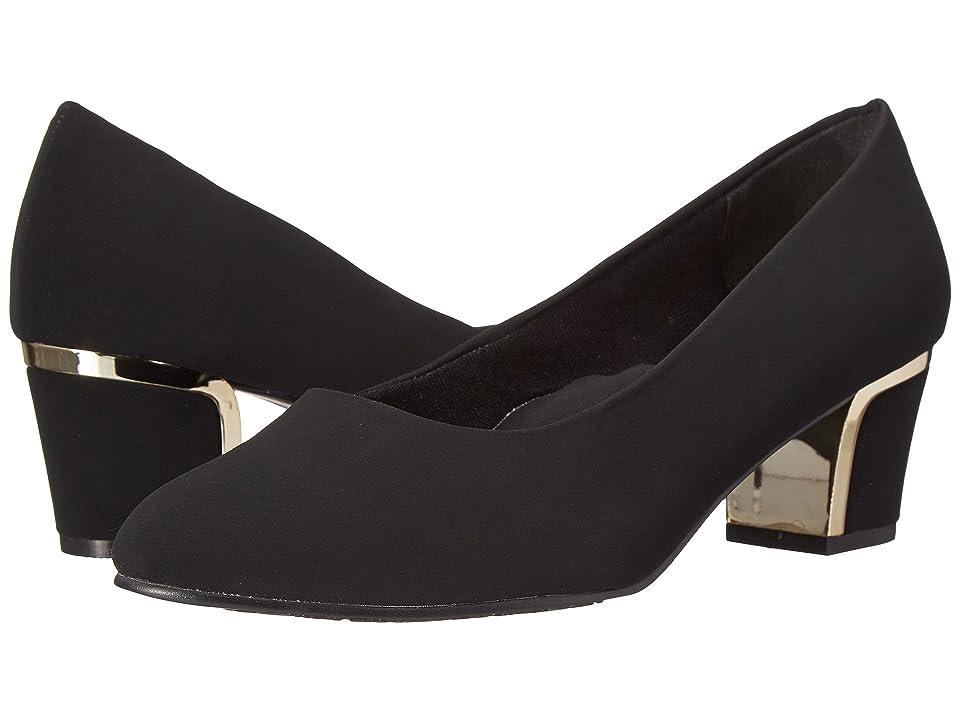 Soft Style Deanna (Black Lamy/Gold) Women