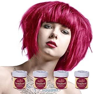 La Riche Directions Colour Hair Dye 4 Pack 88ml (Flamingo Pink)