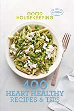 Good Housekeeping 400 Heart Healthy Recipes & Tips (Volume 3) (400 Recipe) best CV and Resume Books