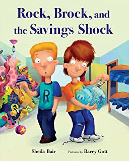 Rock Brock and the Saving Shock