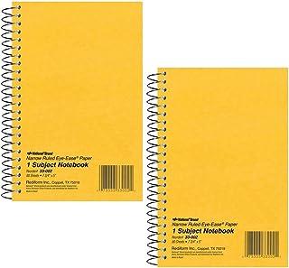 Amazon.com: 8x5 spiral notebook