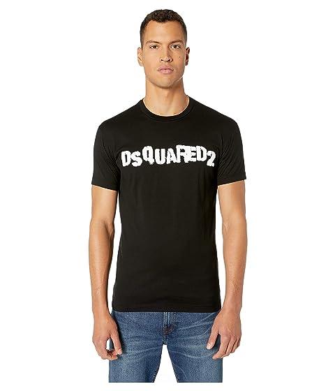 DSQUARED2 Punk Logo Cool Fit T-Shirt