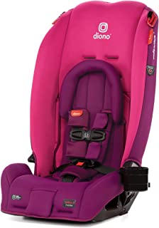 Diono 2020 Radian 3RX Latch All-in-One Convertible Car Seat, Pink Blossom