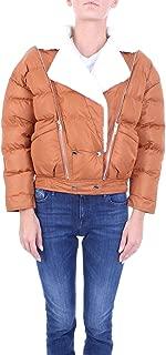 J'AIMÈ Luxury Fashion Womens 9266JCAMEL Brown Down Jacket | Fall Winter 19