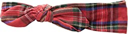 Tartan Plaid Headband (Infant)
