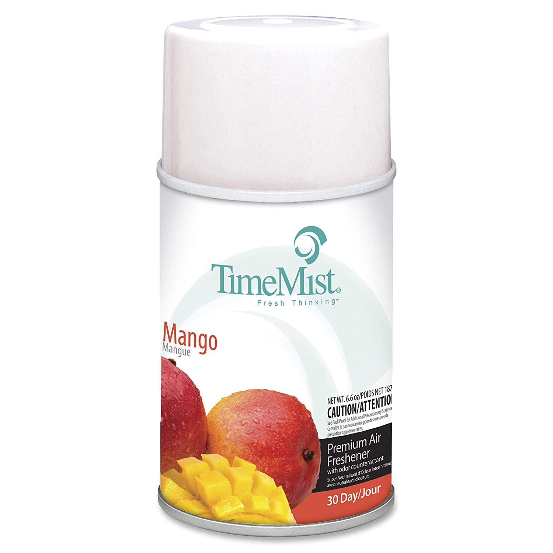 Timemist 1042810 OFFicial mail order Metered Dispenser Refill Mango Direct sale of manufacturer Scent