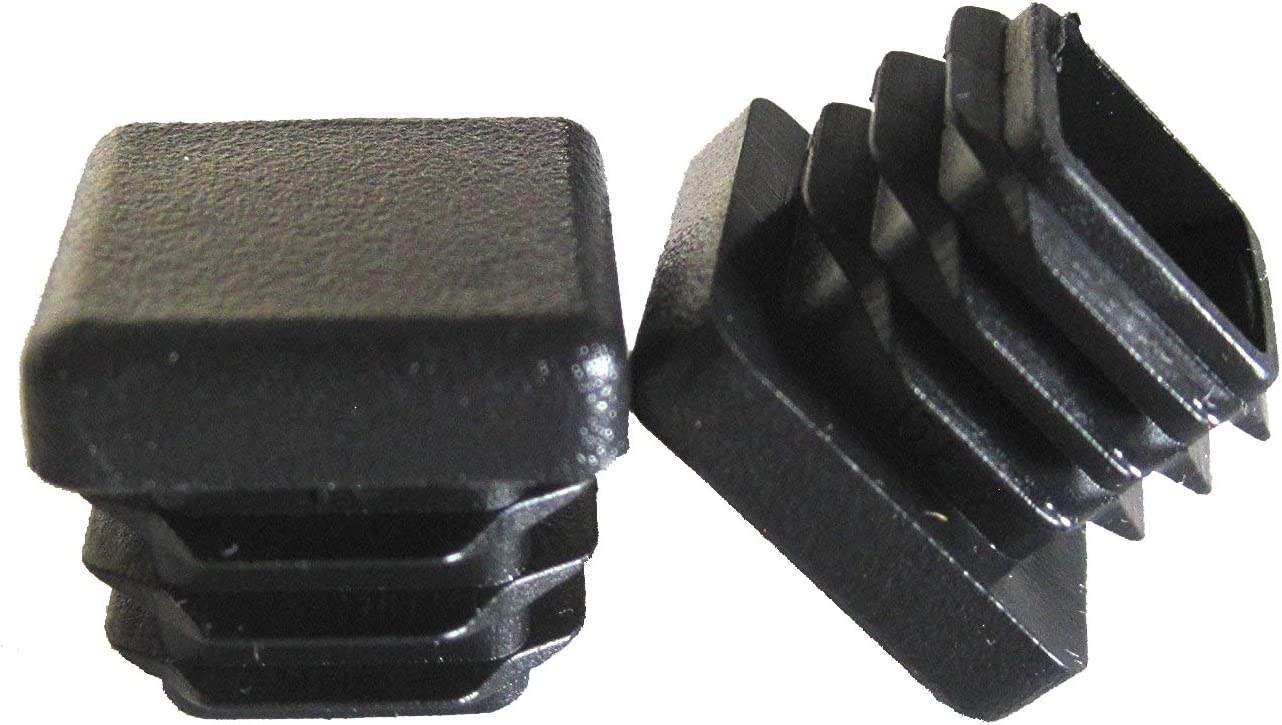 OGC 10 Pack - Large-scale sale 1 2 Inch Cove Square Cap Max 54% OFF for Plastic Tubing Plug