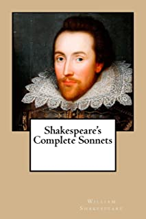 Shakespeare's Complete Sonnets: Classic of Literature of Shakespeare