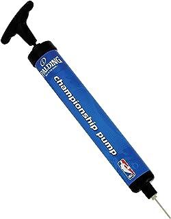 Spalding Single Action Plastic Championship Ball Pump