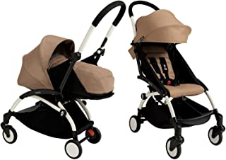 Babyzen YoYo+ Stroller Bundle (Yoyo+ Stroller, Canopy & Newborn Pack) Taupe