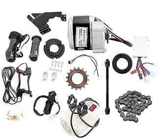 Elektrische Fiets Conversie Kit voor 22-28 Inch Gemeenschappelijke Fiets, Converteer Fietsen In Elektrische Fiets 24V 250W...