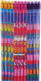 Peppa Pig Character Authentic Licensed 12 Wood Pencils Pack