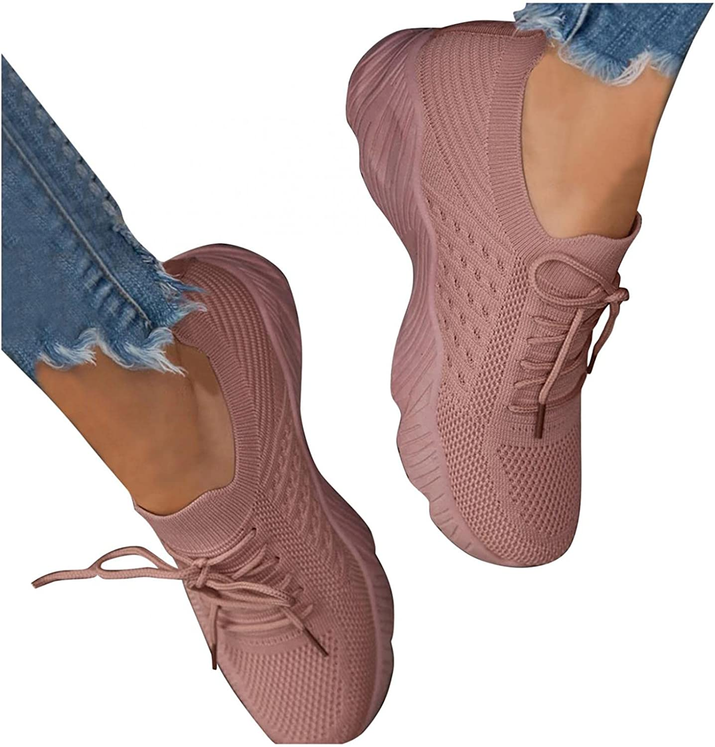 Zieglen Womens Sneakers Woven Deep Mouth Casual Shoes Ru Special Max 60% OFF price for a limited time Walking