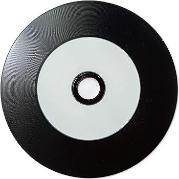 レコード型CD-R (黒)50枚