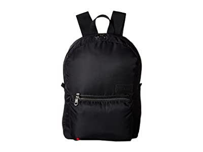 STATE Bags Nylon Mini Lorimer Backpack (Black) Backpack Bags