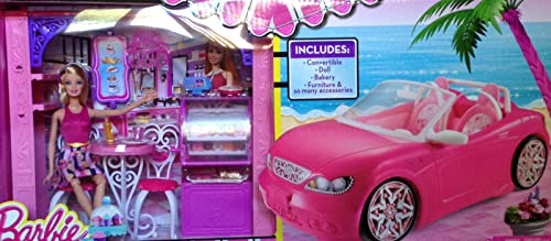 Barbie Doll with ConGrünible and Bakery Playset