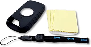 G-SAVR Garmin Edge Ultimate Protection Bundle - Includes Lanyard, Molded Protective Silicone Case, and 3 Screen Protectors