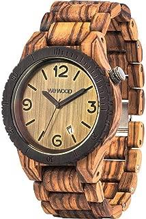 Alpha Wood Watch